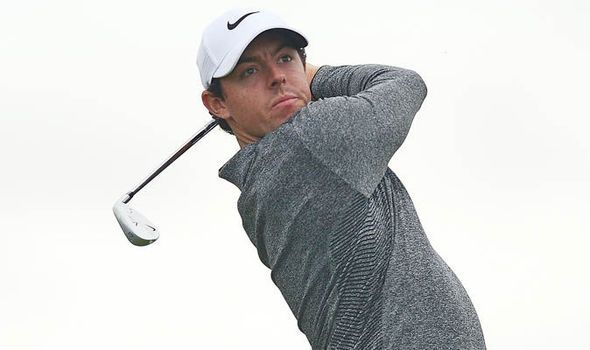 What time do Rory McIlroy Jason Day and Jordan Spieth tee-off at The Open?