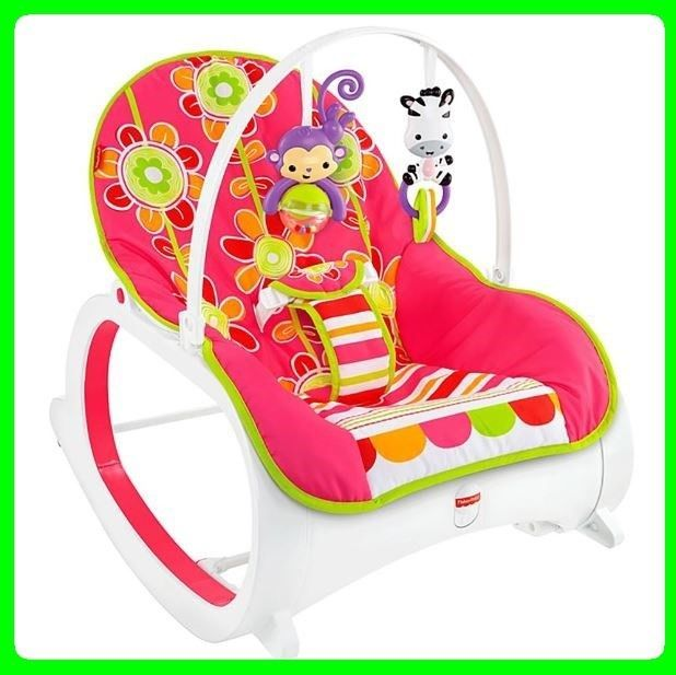 Fisher Price Infant To Toddler Rocker Floral Confetti Baby Bouncer Chair Seat Unbranded Baby Rocker Fisher Price Baby Baby Rocker Sleeper