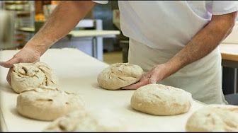 Curso de panadería parte 4 - YouTube