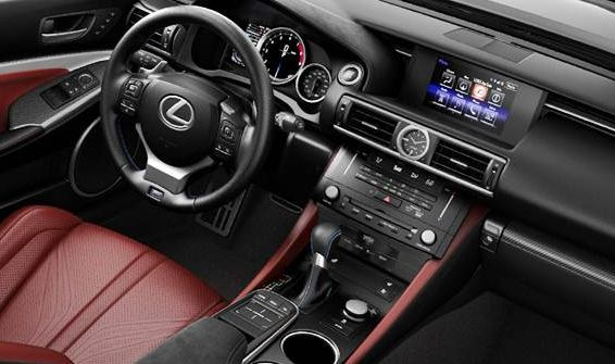 2017 Lexus RC F Design Exterior, Interior and Release Date - New Car Rumors