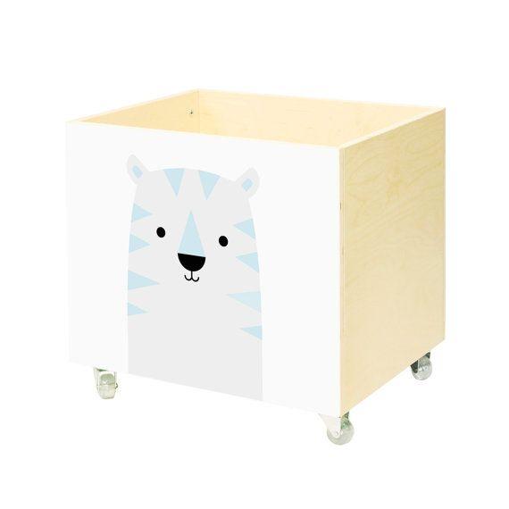 25 beste idee n over kisten opslag op pinterest bureau 39 s pallet desk en krat rekken - Kwekerij vinylvloer ...