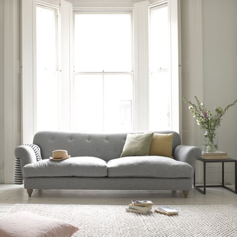 MARMALADE SOFA. Named after Paddington Bear's favourite treat, this sofa is a British classic. Much like the furry fella himself. #sofa #livingroom