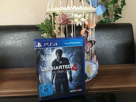 Meine Spiel und Filmwelt: Uncharted 4: A Thief's End [PlayStation 4]