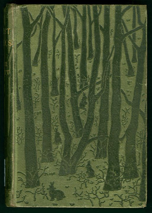 The Forest Lovers...M.Hewlett 1898