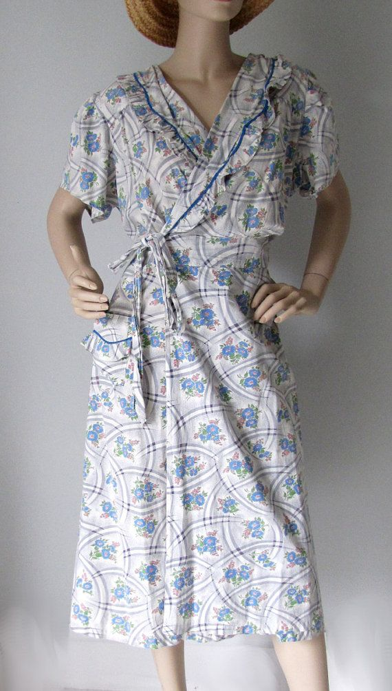 60 Best Images About Housedresses And Hooverettes On