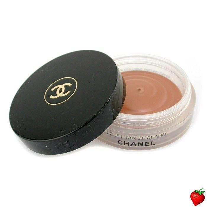 Chanel Soleil Tan De Chanel Bronzing Makeup Base 30g/1oz #Chanel #Makeup #BronzingBase #Foundation #FREEShipping #StrawberryNET #HolidayGift #HotPick