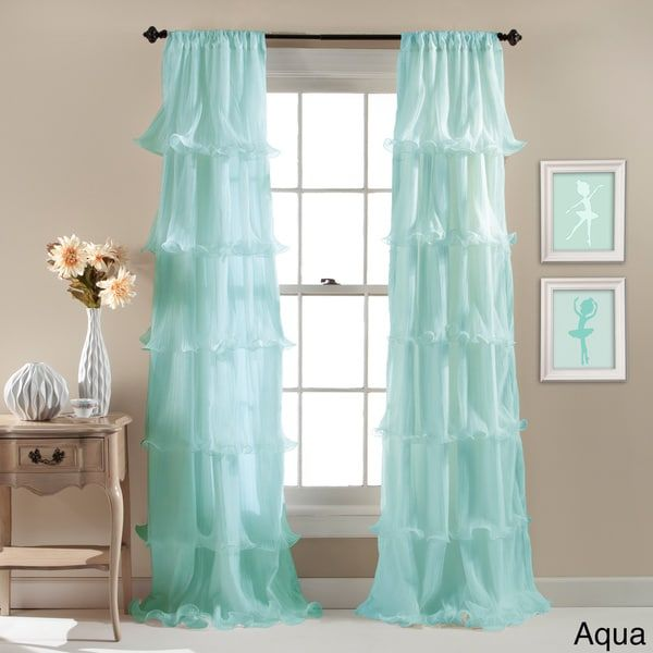 Best 25 Ruffled Curtains Ideas On Pinterest Ruffle