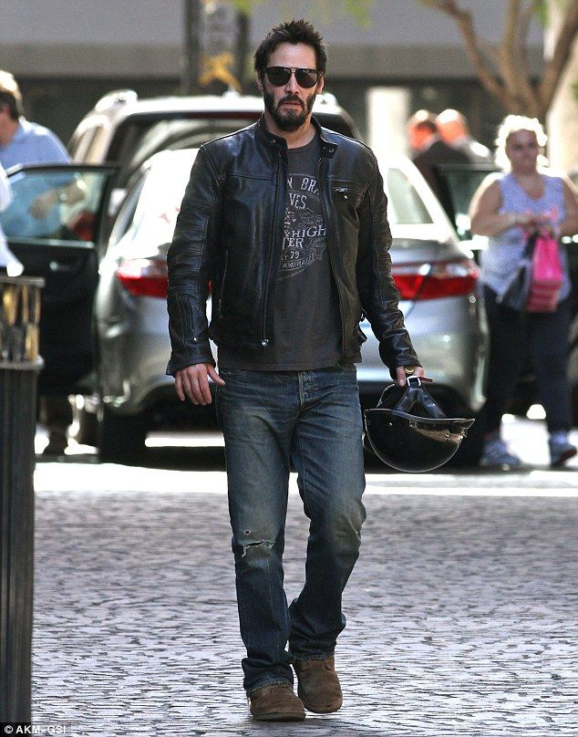 Back: Keanu Reeves is set to return as assassin John Wick in a sequel to the 2014 revenge and redemption thriller