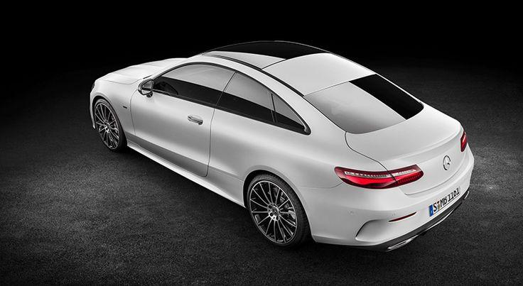 Mercedes-Benz E- Class Coupe 2018, debut en Detroit - http://autoproyecto.com/2016/12/mercedes-benz-e-class-coupe-2018.html?utm_source=PN&utm_medium=Pinterest+AP&utm_campaign=SNAP