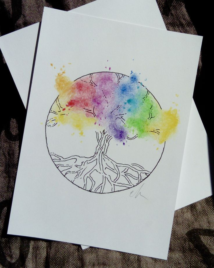 Lilo's Lebensbaum _ by EllenHeissinger