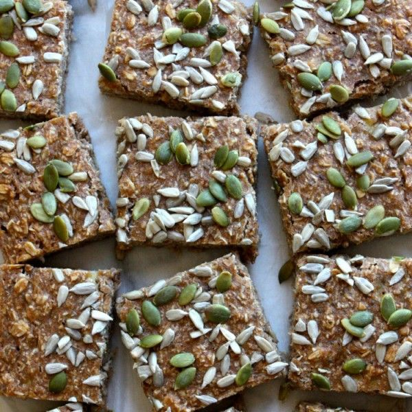 Nut Free Dairy Free Muesli Bar - Powered by @ultimaterecipe