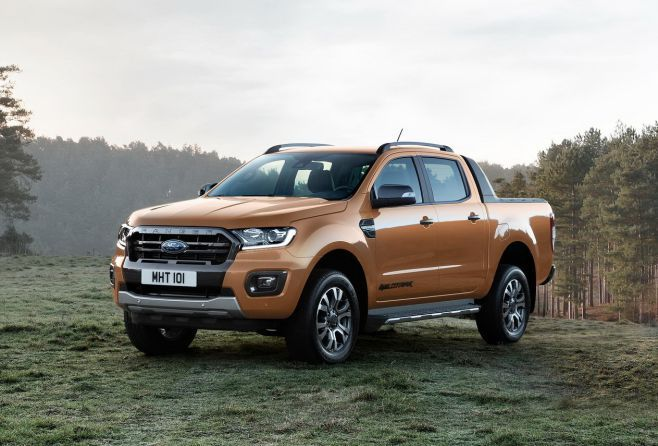 2020 Ford Ranger Wildtrak Ford Ranger Wildtrak Ford Ranger Ford Ranger Pickup