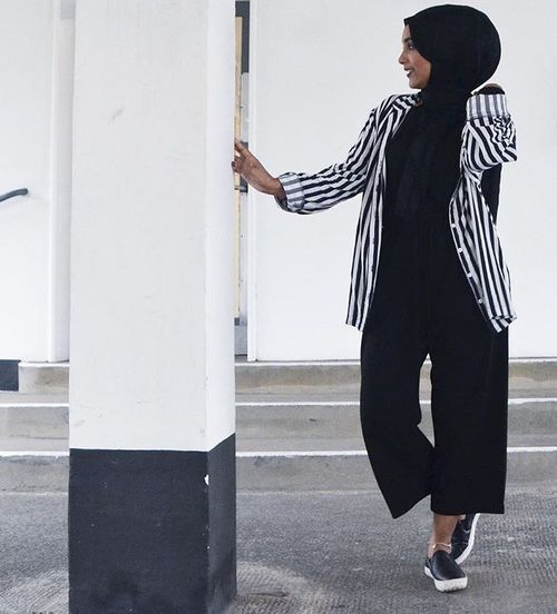 Hijab trend spring fashion – Just Trendy Girls