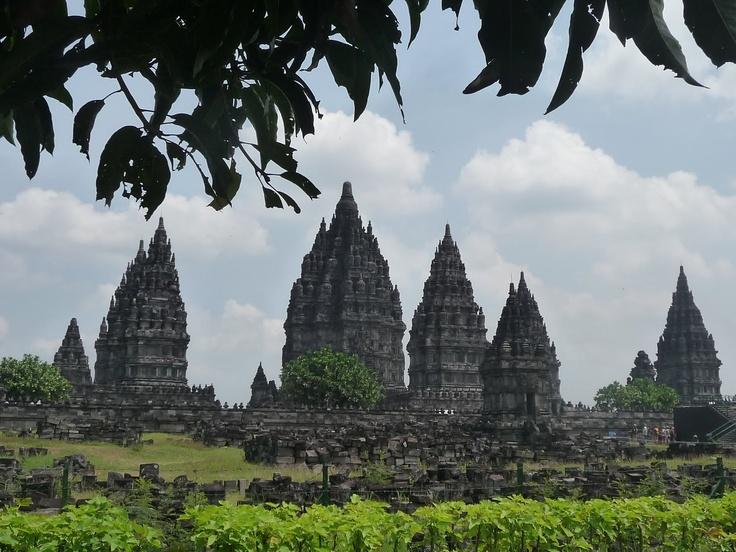 Prambanan - Java - INDONESIE