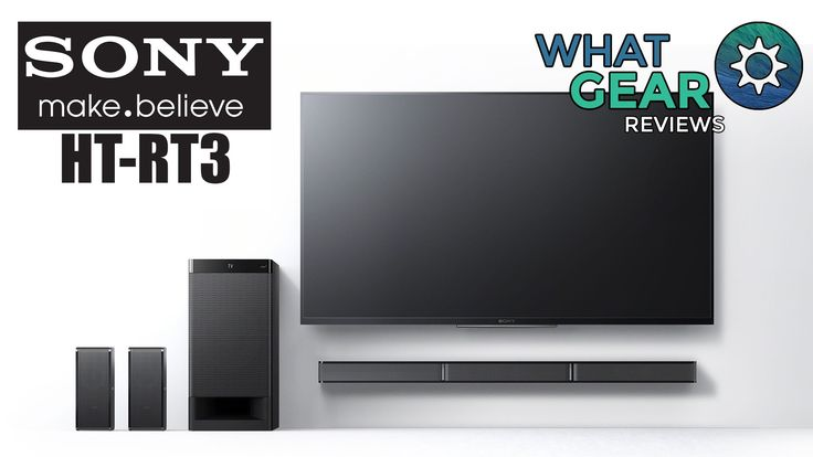 nice SONY HT-RT3 - Soundbar with rear speakers Check more at http://gadgetsnetworks.com/sony-ht-rt3-soundbar-with-rear-speakers/