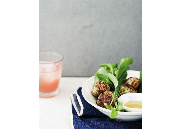 It's All Good: Gwyneth's Turkey Meatballs - Sweet Potato Chronicles