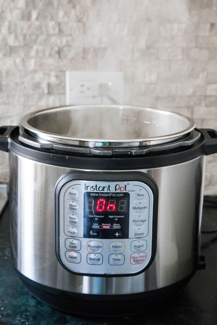 How To Clean An Instant Pot Pressure Cooker €� Cleaning Lessons From The