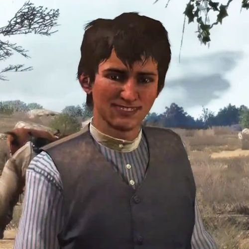 "John ""Jack"" Marston, Jr. is a major character and the secondary protagonist in Red Dead Redemption. With the addition of the Liars and Cheats DLC pack, Jack Marston is also a multiplayer character model that may be selected in the 'Redemption' section of the Outfitter."