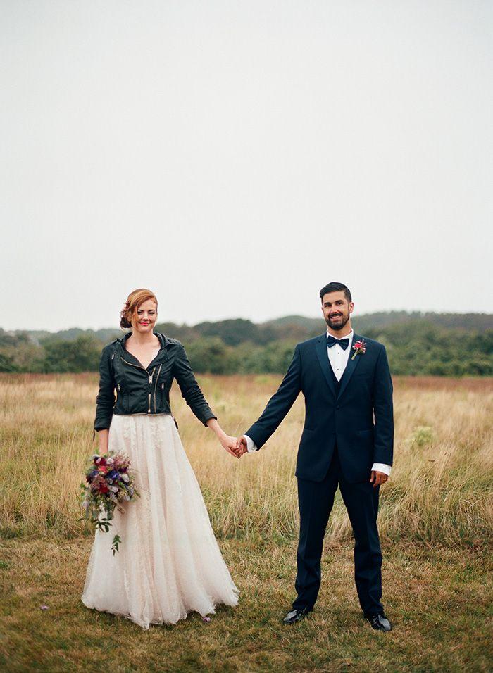 Modern Chic Wedding Photos  https://heyweddinglady.com/colorful-chic-nantucket-wedding-day/  #wedding #weddings #weddinginspiration #realwedding #weddingday #nantucket #colorful #brides