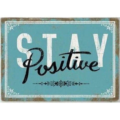 La Finesse Stay Positive