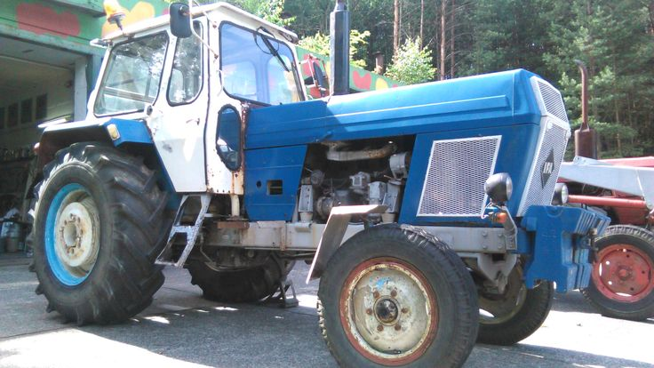 ZT 300 aus dem VEB Traktorenwerk Schönebeck