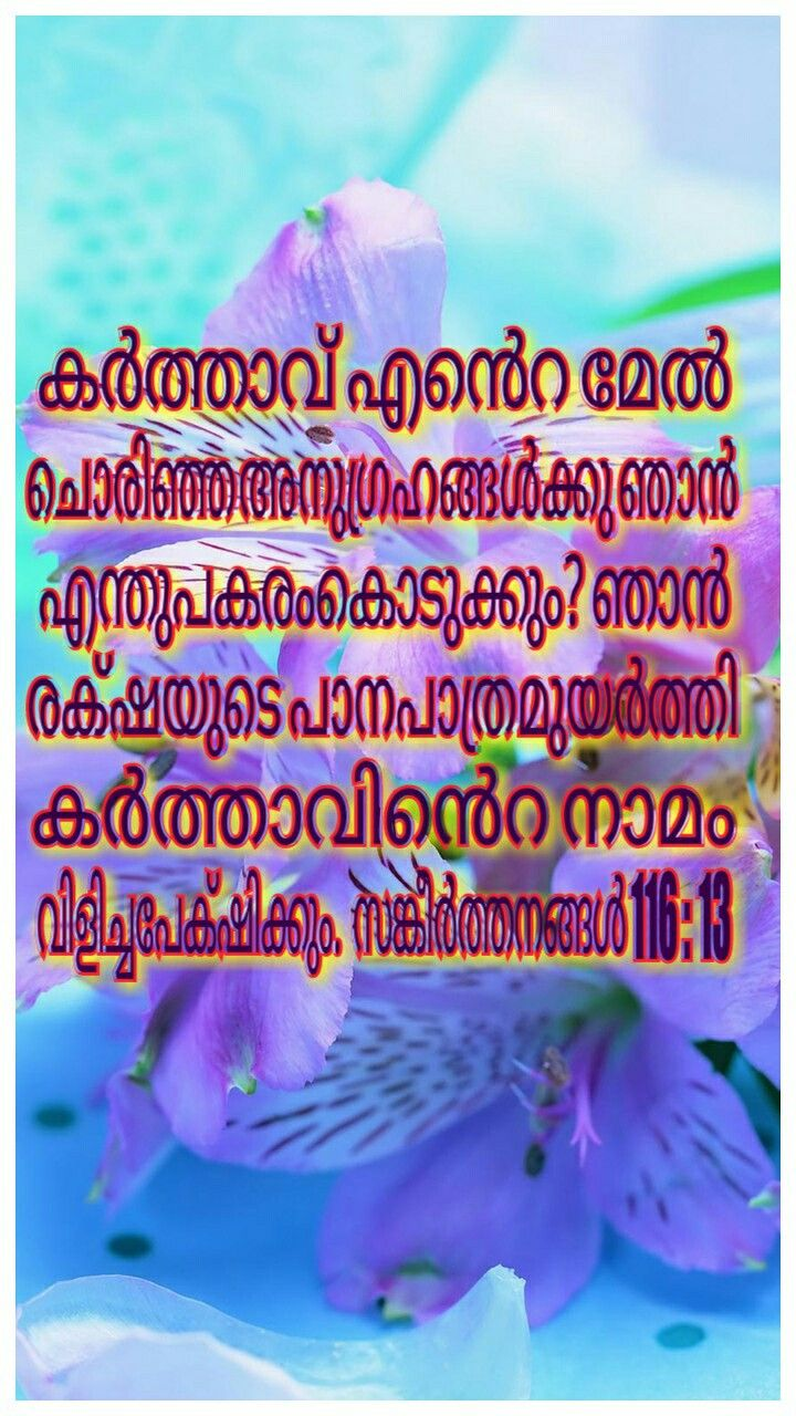 Praise The Lord Malayalam Bible Quotes Malayalam Quotes Praise The Lords Bible Quotes
