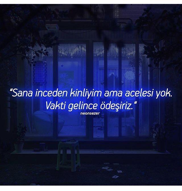 Laf Sokan Sozler Twitter In 2020 Neon Words Words Instagram