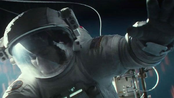 Gravity: Trailer #1
