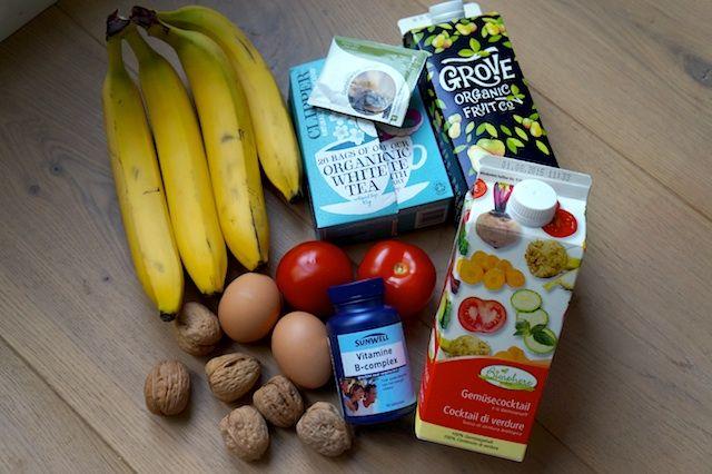 gezond eten na kater