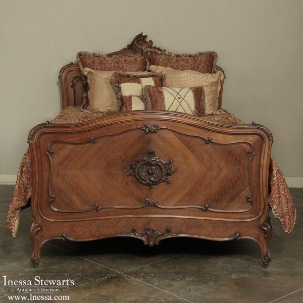 17 Best Images About Antique Bedroom Furniture Beds On