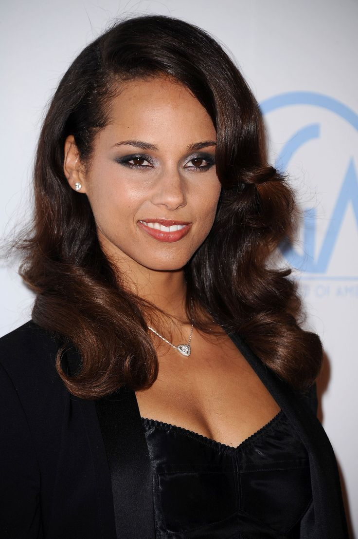 Alicia keys hairstyle in if i aint got you