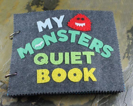 quiet books--amazing blog