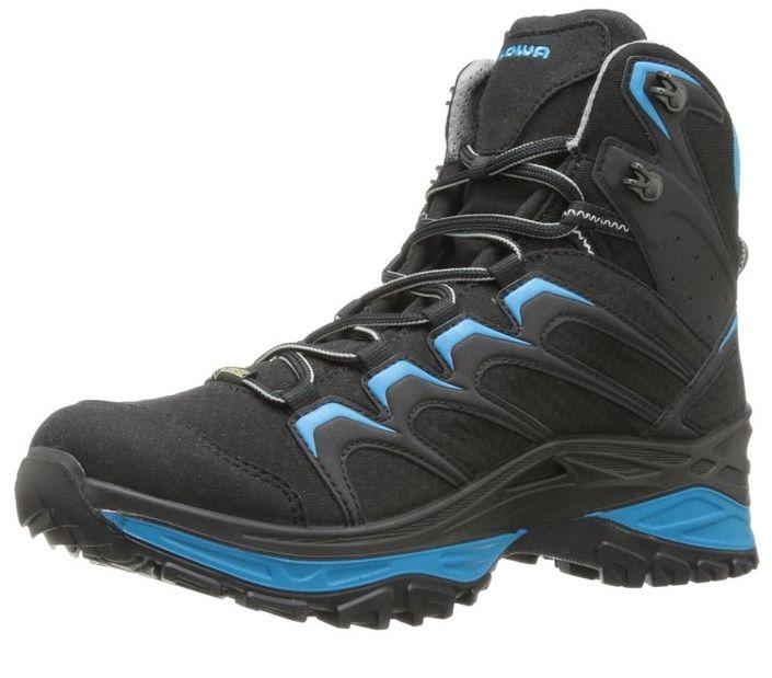 Lowa Innox Goretex Mid Lightweight Hiking Boots