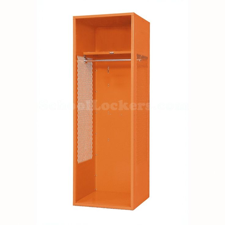 Athletic Stadium Lockers For Sale Equipped With A Shelf Clothing Rod And Gear Hooks