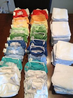 Cloth diapering for BEGINNERS :: really awesome list of info. wish that i had found this list before we started cloth diapering cordelia!