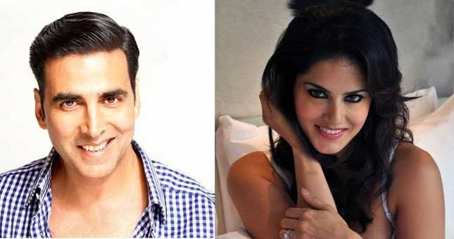 Akshay Kumar fulfills Sunny Leone's wish!