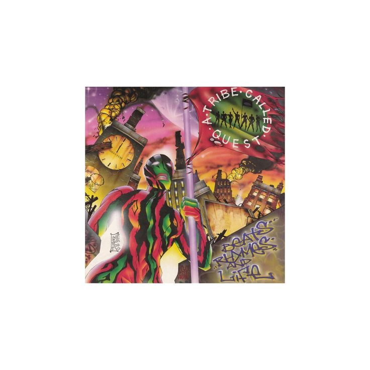Tribe called quest - Beats rhymes and life (CD)