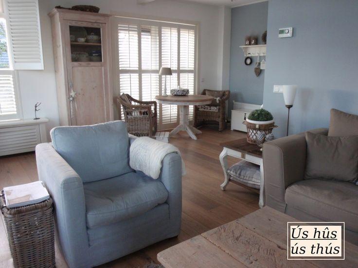 brocante stijl woonkamer  Google zoeken  Ideen voor de