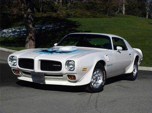 Cheap Old Muscle Cars >> 1973 Pontiac Firebird Trans Am SD-455 | Classic Cars | Pontiac cars, Pontiac firebird trans am ...