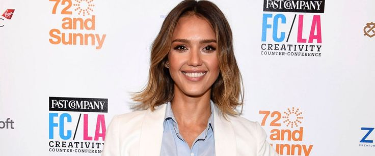 PHOTO: Founder and Chief Creative Officer of The Honest Company Jessica Alba attends Fast Company Hosts First-Ever LA Creativity Counter Conference at 72andSunny, May 7, 2015, in Los Angeles.