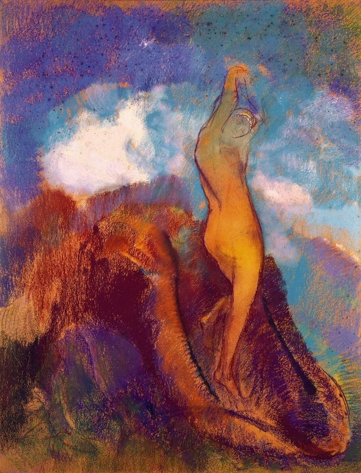 The Birth of Venus, by Odilon Redon
