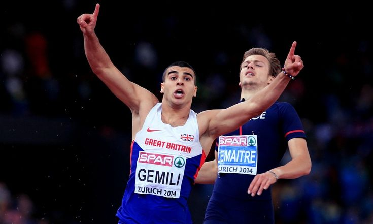 Adam Gemili determined to make up for lost time