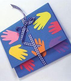 Portafolio de papel