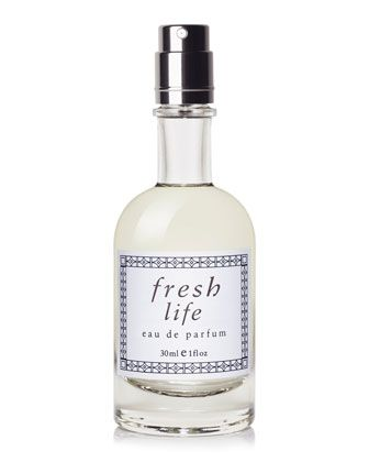 $48 |  Fresh Life Eau de Parfum, 30ml : light, airy & refreshing, a more citrusy version of Chloe; weet cucumber, sparkling moss, morning dew, grapefruit, lilac leaves, transparent magnolia, velvet bergamot, vanilla grass and dreamy cypress - Makeup & Beauty Blog