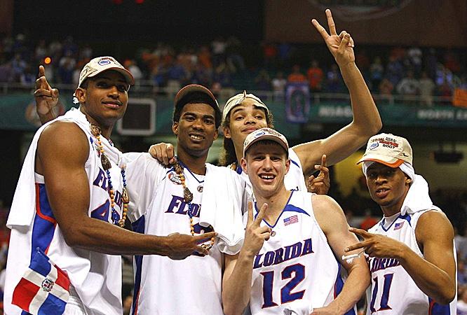 2006 National Champions: Florida Gators Men's Basketball
