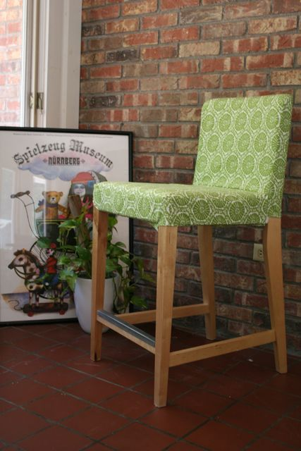 Ideas for bar stool covers