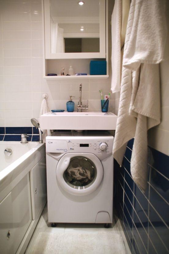 Маленькая ванная комната - IKEA FAMILY