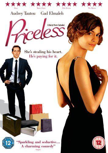 Priceless [DVD] (2006): Amazon.co.uk: Audrey Tautou, Marie-Christine Adam, Annelise Hesme, Vernon Dobtcheff, Gad Elmaleh, Jacques Spiesser, Pierre Salvadori: DVD & Blu-ray