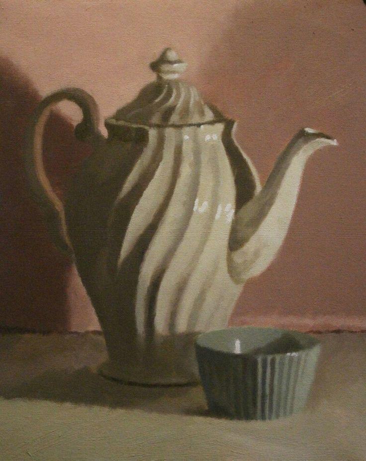 Tea Pot - By Steven Szczebiot