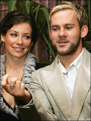 Evangeline Lilly  Dominic Monaghan were married from 2004-09